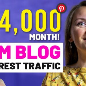 How Stay at Home Mom Blogs Make Money? $24,000/mo with a Mommy Blog and Pinterest Traffic (Free!)