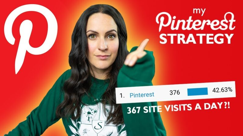 HOW TO USE PINTEREST FOR BUSINESS! MY 7 STEP STRATEGY