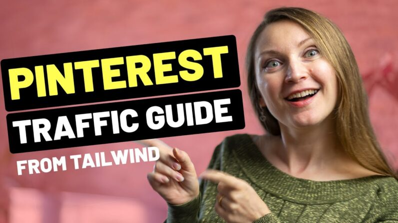 Pinterest Traffic Guide by Tailwind Scheduler - Get a FREE eBook Download