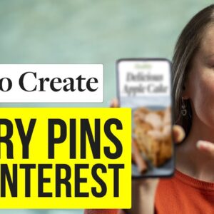 Pinterest - How to Create Story Pins with Video and Images | Pinterest Marketing Tips