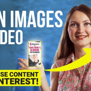 Content Marketing: How to Repurpose your Content on Pinterest with InVideo