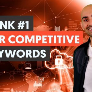 How To Rank #1 For Competitive Keywords - Module 4 - Lesson 1 - Content Marketing Unlocked