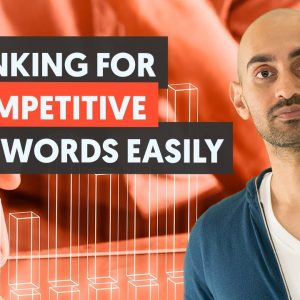 An Easy Way to Rank For Competitive Keywords (Without Being a Professional SEO)