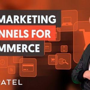22+ Marketing Channels For eCommerce  - Module 1 - Part 3 - eCommerce Unlocked