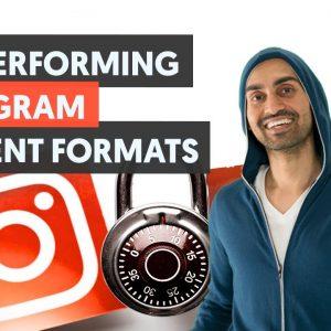 27 Content Types For Instagram - Module 1 - Lesson 3 - Instagram Unlocked