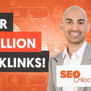 Over 4 Million Backlinks Built With This Simple Process - Module 05 - Lesson 1 - SEO Unlocked