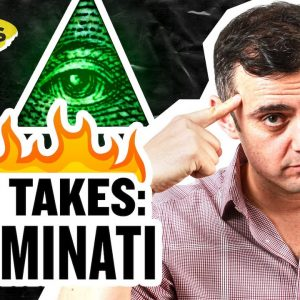 HOT TAKE: The Real Illuminati Is in Your Head #Shorts