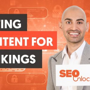 How to Edit Your Content For SEO - Content Marketing Part 2 -  SEO Unlocked