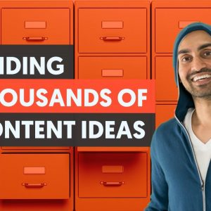 How to Find 1000 Blog Post Ideas in Less Than 1 Minute