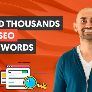 How to Find Hundreds of Thousands of SEO Keywords For Free