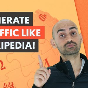 How to Generate Millions of Visitors Like Wikipedia