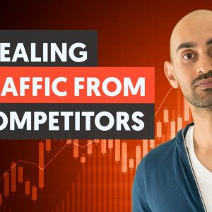How to Outrank and Steal Traffic From Your Competition