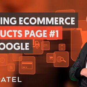 Ranking Your eCommerce Store On Google - Module 2 - Part 2 - eCommerce Unlocked