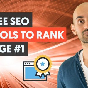 My 7 Favorite Free SEO Tools to Get Page 1 Rankings on Google