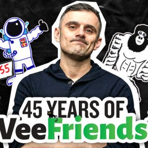 My Plan For VeeFriends Over The Next 45 Years #Shorts