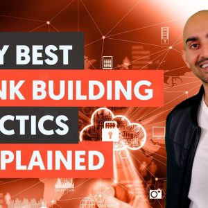18 Link Building Strategies (Templates Included) - Module 3 - Lesson 2 - Content Marketing Unlocked