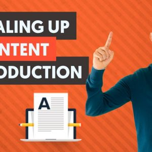 The Cheapest Way to Write Lots of Content At Scale