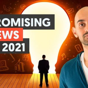 What I'm Most Excited About in 2021 as a Digital Marketer