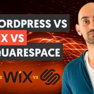 Wix vs Wordpress vs Squarespace  Which One is The Best For SEO