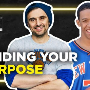Finding Your Purpose After The Dream Job Stops Making You Happy | GaryVee & Channing Frye